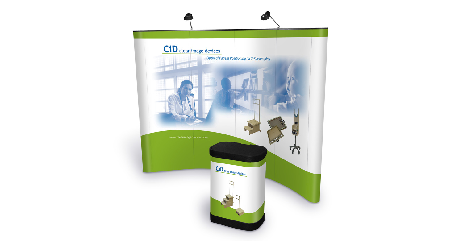 Ottawa Graphics - Pop-up booth design - CID