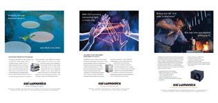 Ottawa Advertising - GSI Lumonics - Grouping of ads