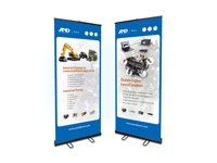 Ottawa Graphics - Vertical banner design - AND Technology