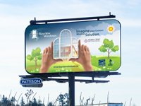 Ottawa Graphics - Billboard art - Bayview Windows
