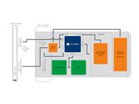 Ottawa Illustration - vector - circuit board configuration - Tundra