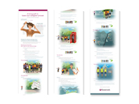 Ottawa Illustration  - vector infographic - Rosemark, caregivers