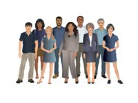 Ottawa Illustration - vector  - generic people
