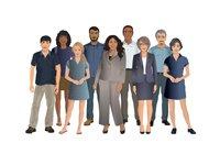 Ottawa Illustration - vector  - generic people