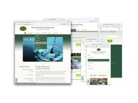 Ottawa website development - expressionengine - Green Valley Environmental II