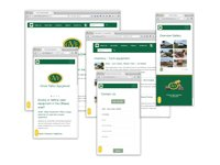 Ottawa website development - expressionengine - Green Valley Equipment