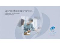 Keynote Presentation - Sponsorship Presentation
